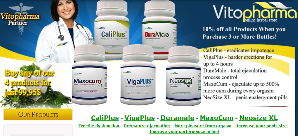 VitoPharma-Viga-plus-scam-product-tablets-pill-erectile-dysfunction-review-results-side-effects-does-it-work-how-it-works-formula-supplement-becoming-alpha-male