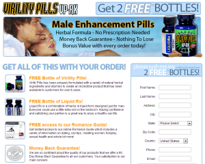 Free trial penis enlargement