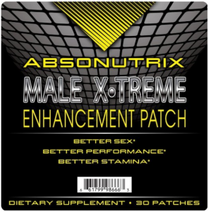 Absonutrix-male-enhancement-xtreme-patch-review-method-results-patches-Brand-company-supplement-product-amazon-ebay-becoming-alpha-male