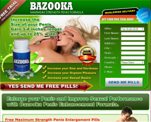 Bazooka-pills-website-male-enhancement-enlargement-formula-pills-capsules-scam-review-results-scammy-item-side-effects-scam-becoming-alpha-male
