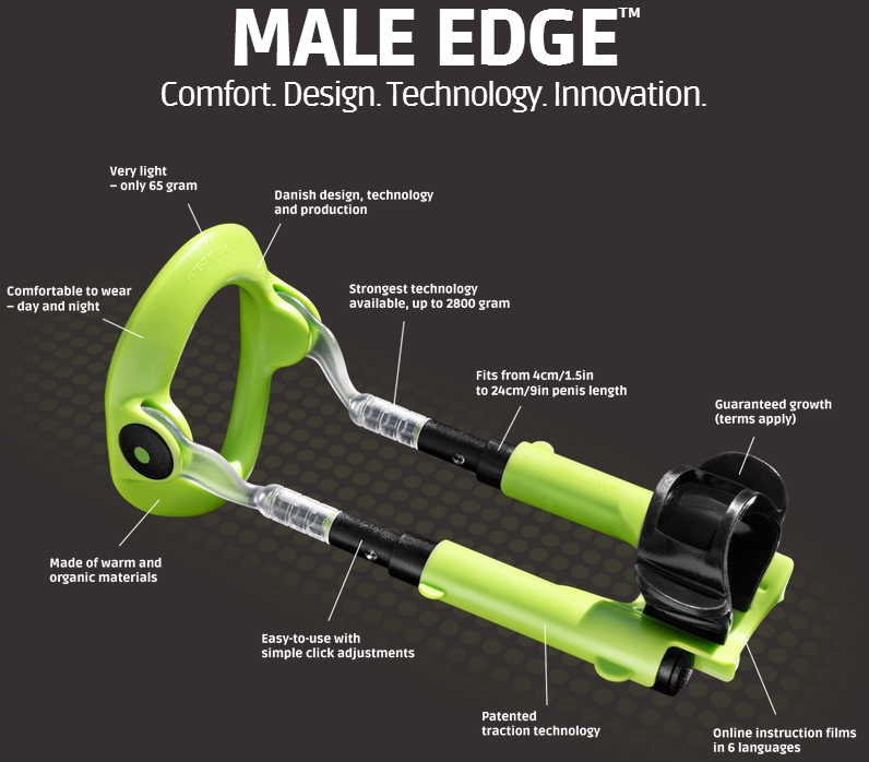 male edge traction extender device method products review