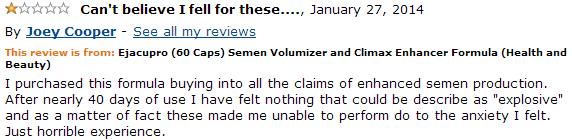Ejacupro-reviews-semen-volumizer-climax-enhancer-volume-enhancer-ejaculate-sperm-cum-bottle-pills-caps-consumers-becoming-alpha-male