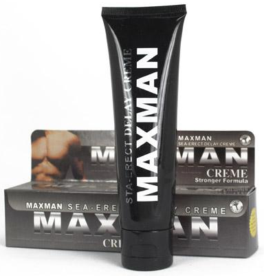 MaxMan-male-enhancement-cream-lubricant-formula-water-based-lube-results-ingredients-penis-enlargement-tube-becoming-alpha-male