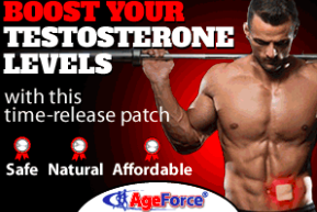 Testo100-Natural-Testosterone-Booster-Patch-Honest-Review-from-Several-Results-Here-reviews-ageforce-brand-company-supplement-patches-comments-booster-becoming-alpha-male